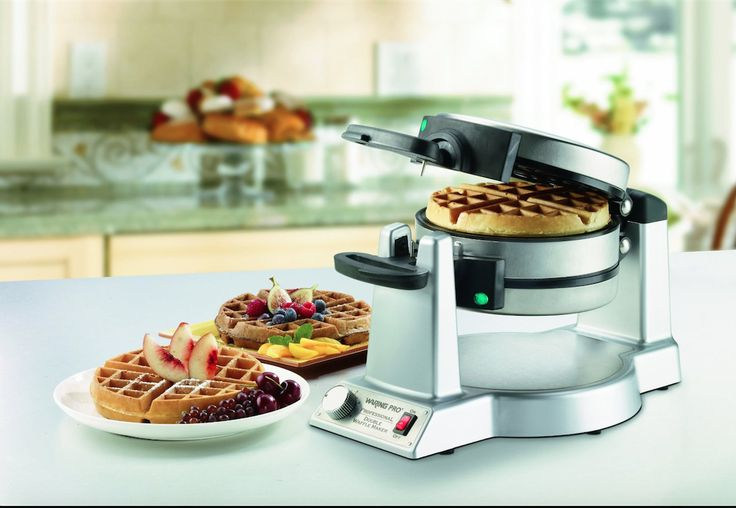 COOL Double Waffle Maker