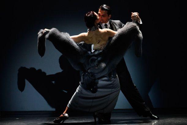 Cafe de los Angelitos tango show