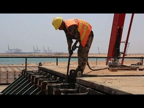 Horn of Africa's Djibouti dreams of becoming the 'New Dubai' ! Check This Video Out !  #Djibouti #DjiboutiDreams #NewDubai Video Courtesy: AFP news agency https://youtu.be/ARLUx3zlcZM