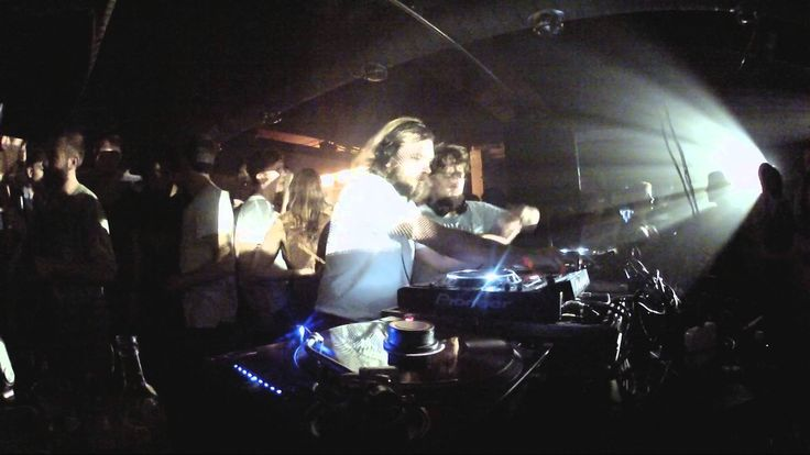 Prins Thomas B2B Gerd Janson Boiler Room DJ Set at ADE