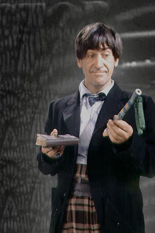 Doctor Who: The Second Doctor - Patrick Troughton bbc #doctorwho #patricktroughton #seconddoctor