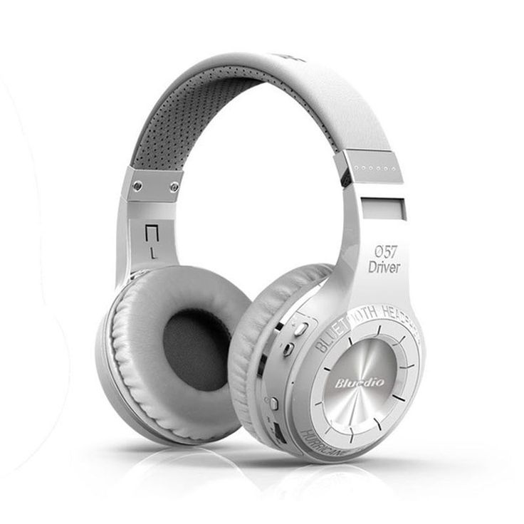 High Quality Bluetooth Wireless Turbine Version 4.1 Mp3 Player Stereo Comfortable Headpohones w/Microphone - 4 Colors