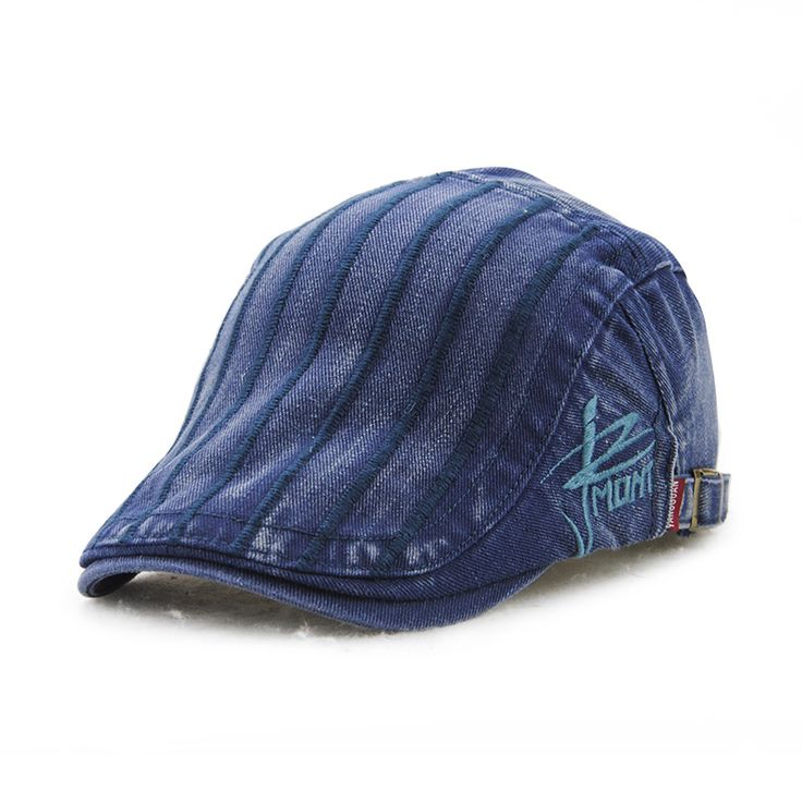 new leisure flat caps for men Gorras Planas beret men's Cap boina casquette para homens