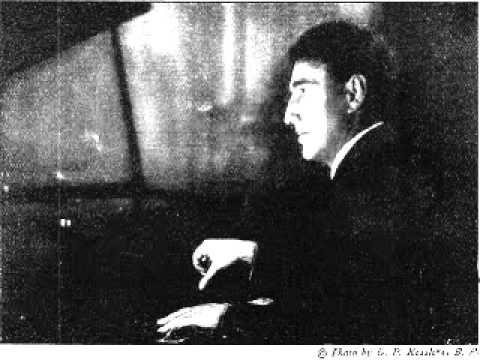 Fryderyk Chopin: Etude op. 25 n.° 6 (Josef Lhevinne, pianoforte)