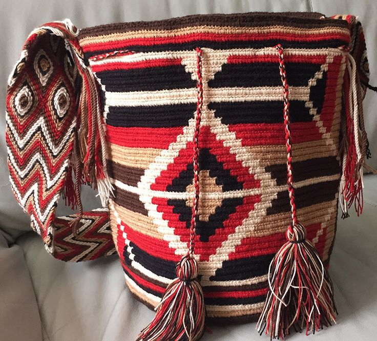 A personal favorite from my Etsy shop https://www.etsy.com/listing/226815875/wayuu-bag-mochila-hand-woven-ship