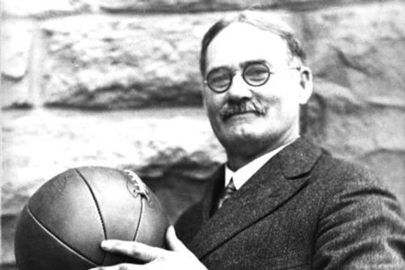 James Naismith is formally known as the creator of basketball. He created the game in 1891