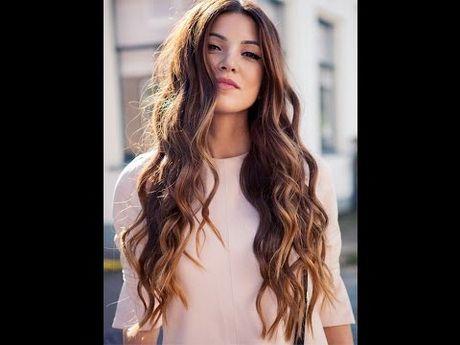 pieghe capelli 2016   Pieghe capelli lunghi 2016
