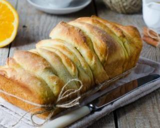 Pull apart bread light ou brioche à effeuiller à la vanille : http://www.fourchette-et-bikini.fr/recettes/recettes-minceur/pull-apart-bread-light-ou-brioche-effeuiller-la-vanille.html