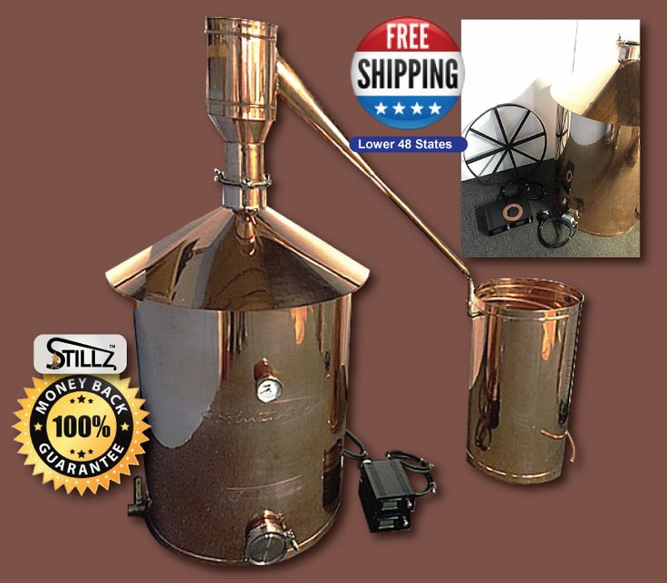 not beer but maybe you want to branch out with a 100 Gallon Electric Moonshine Still for Sale. Moonshine Stills, Copper Moonshine Stills, Moonshine Still Kits, Copper Stills, Still, Moonshine