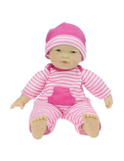 Amazon.com: JC Toys La Baby 11-Inch, Asian: Toys & Games