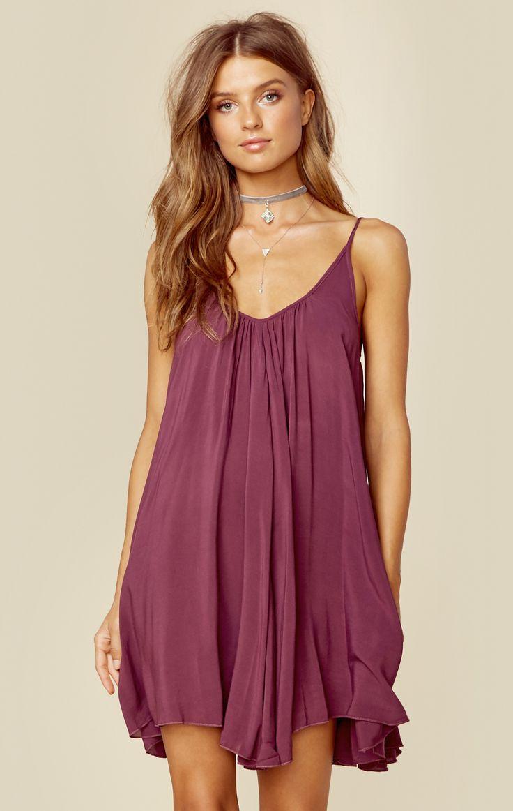 U BACK BABYDOLL DRESS | @ShopPlanetBlue