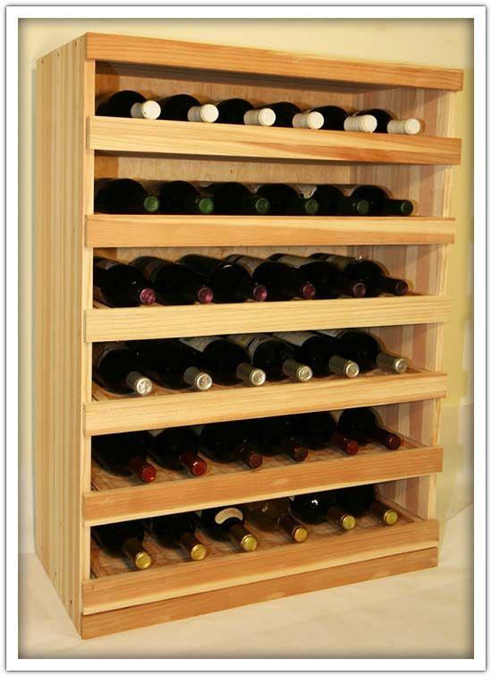 Vintner Pull Out Wine Storage
