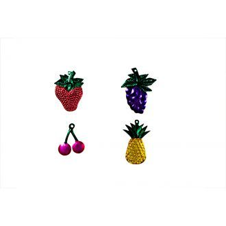 Kitsch Kitchen Hanger Ananas