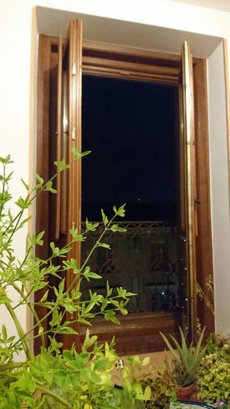 Adios balcón