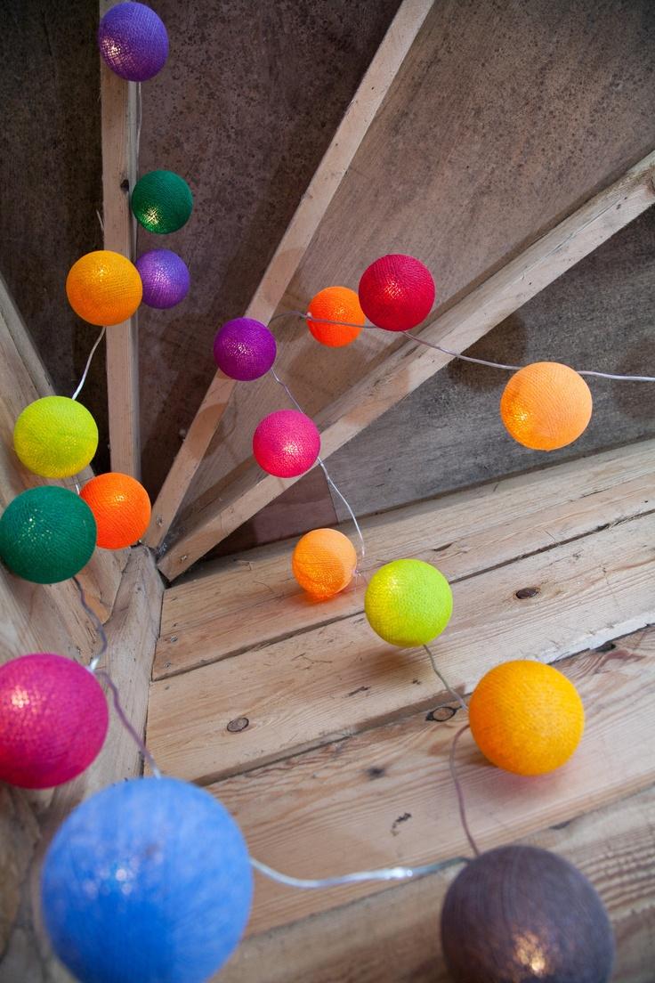 String lights for kids bedroom - String Lights Cable Cotton