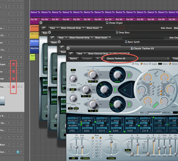 Super Stacking Sounds in Logic Pro—Step-by-step tutorial;