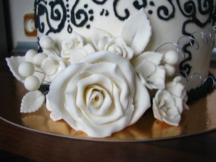 Philadelphia cake for my aunt III