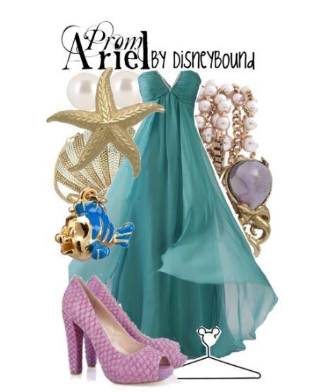 Ariel prom