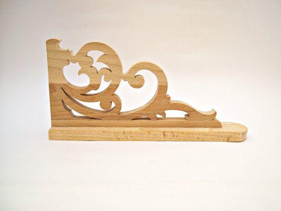 wooden shelf brackets wood corbels victorian handmade