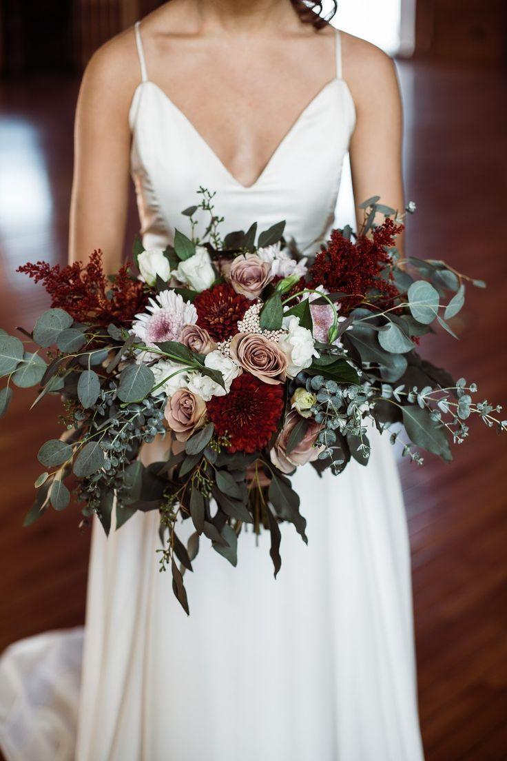 Styled Shoot: Verzauberte Morgen-Winterhochzeit (MN) – Schwarze Hochzeit   – Wedding
