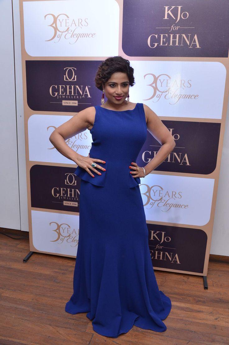 RJ Malishka  #GehnaTurns30 #KjoForGehna #Bollywood #Celebrities #Jewellery