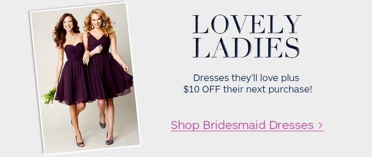 WEDDING SHOPPE (DISCOUNTED DRESSES) Bridesmaid Dresses   Bridal Party Dresses