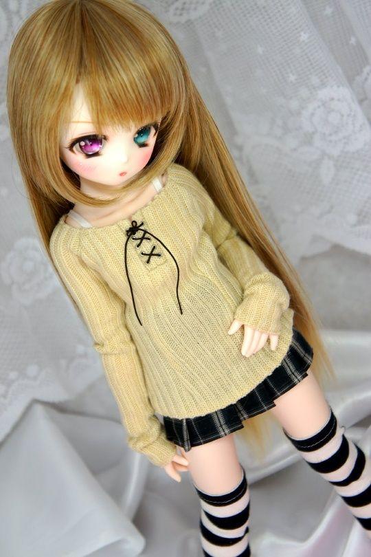 Quero essa doll!