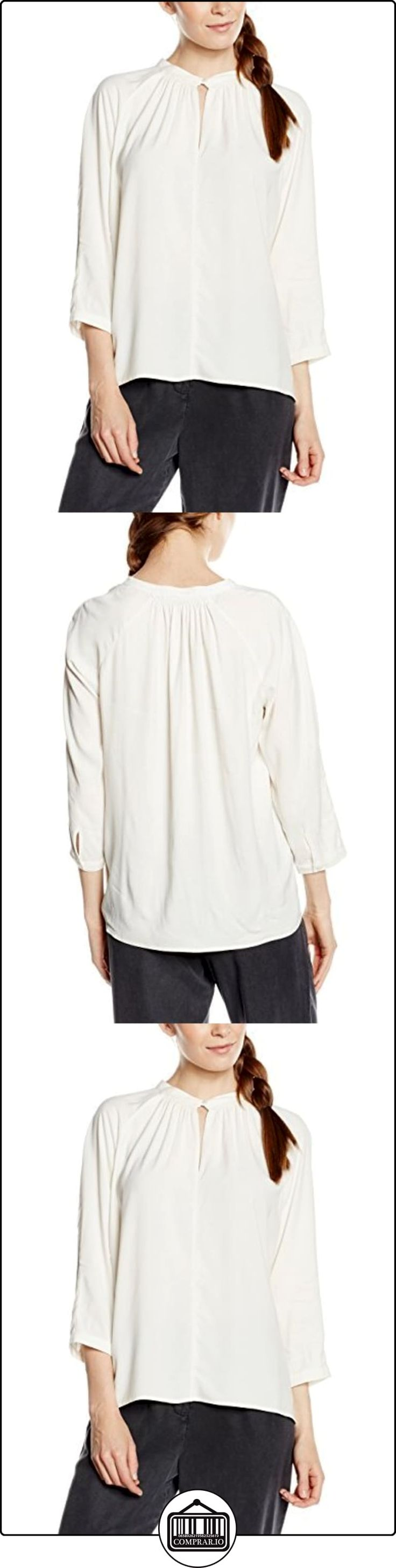 Marc O'Polo 607102942441, Blusa para Mujer, Elfenbein (White Cocoon 102), 38  ✿ Blusas y camisas ✿