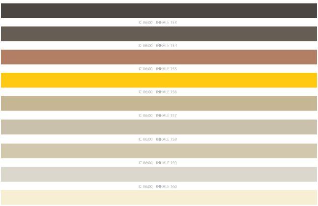 M s de 25 ideas incre bles sobre paletas de colores - Paleta de colores neutros ...