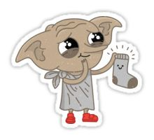 Dobby - Free Elf Sticker
