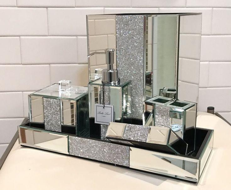 Best 25 Bathroom Accessories Sets Ideas On Pinterest  Bathroom New Bathroom Accessories Sets Inspiration Design