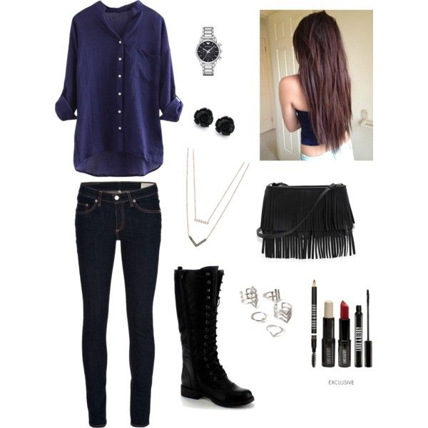 Alex Russo ❤ by francyrizzo on Polyvore featuring rag & bone, Nature Breeze, White House Black Market, Michael Kors, Forever 21, Emporio Armani and Lord & Berry