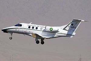 Pakistan Air Force Embraer EMB-500 Phenom 100