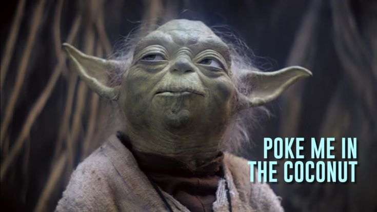 yoda and seagulls | Yoda sings a song about seagulls in this Bad Lip Reading of The Empire ...