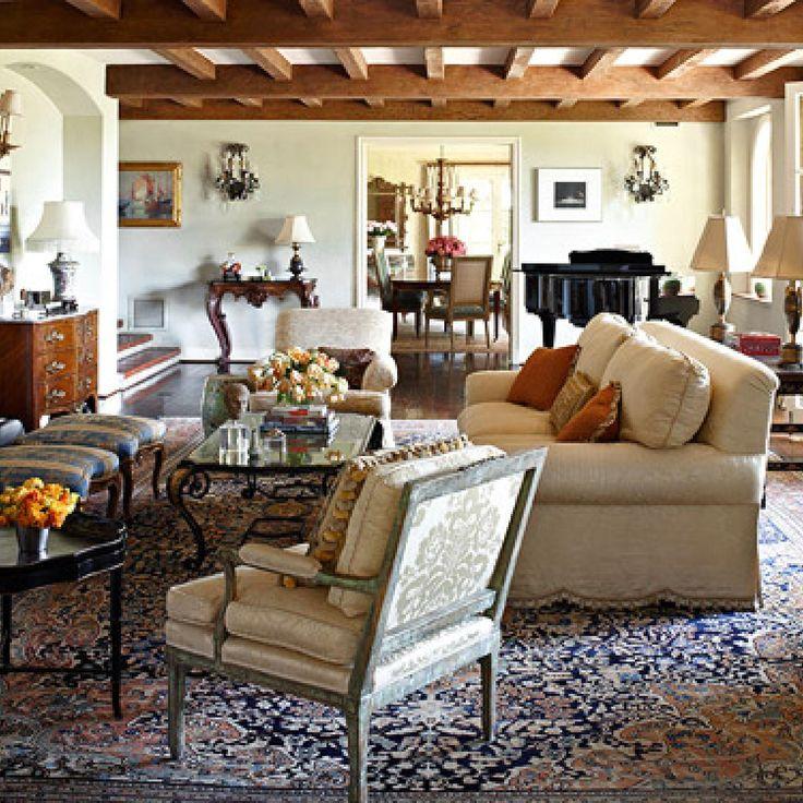 JoBeth Williams' Spanish-Style Home