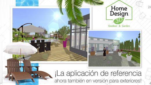 Título : Diseña desde tu dormitorio hasta el jardín o patio exterior desde tu iPhone.  Extracto del artículo : Cuantas veces hemos soñado con cambiar un dormitorio, salón, o jardín. Con esta aplicación podremos plasmar todas nuestras ideas muy fácilmente.