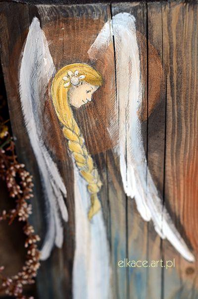 Anioł Tradycji - www.elkace.art.pl