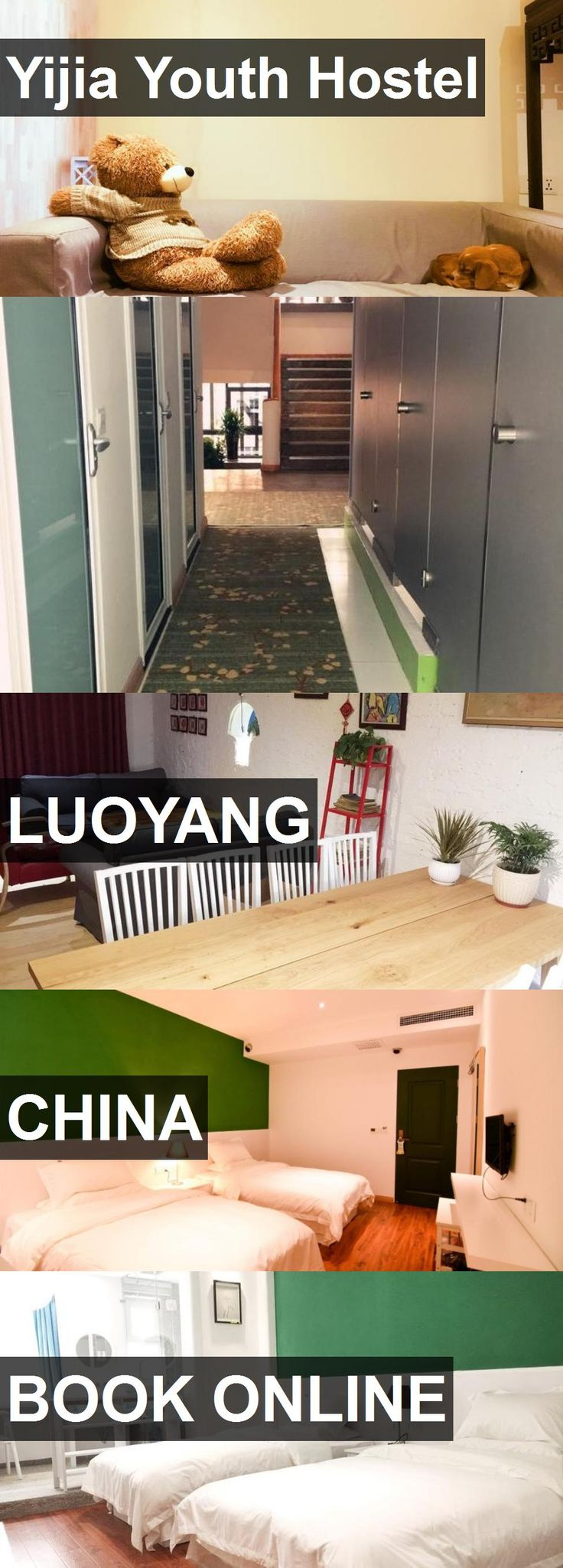 Hotel Yijia Youth Hostel in Luoyang, China. For more information, photos, reviews and best prices please follow the link. #China #Luoyang #hotel #travel #vacation