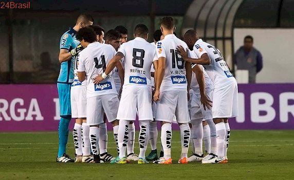 Dorival repete time e Santos deve ter Ricardo Oliveira, Lucas Lima e Renato