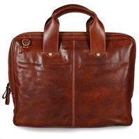 Adax - Chigago Laptop taske 212401 - Brown