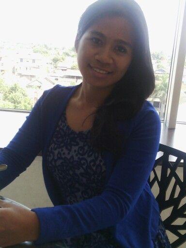 At restaurant