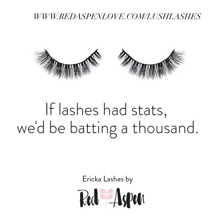 100% Red Aspen lashes are vegan & cruelty free. Our Silk & luscious faux mink lashes make those cheap eyelashes cruel! Order yours today www.redaspenlove.com/lushlashes