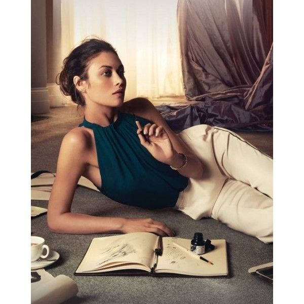 fuck yes, olga kurylenko ❤ liked on Polyvore featuring accessories