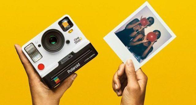 Polaroid revive su primera cámara instantánea y la adapta al 2017
