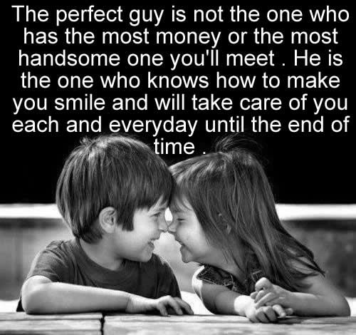 The perfect guy ☼