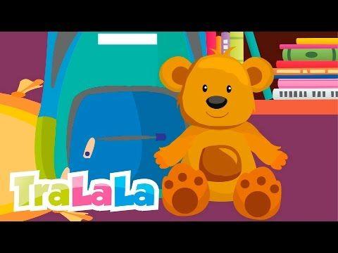 Chipul meu - Cântece pentru copii | TraLaLa - YouTube