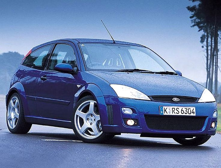 Ford Focus RS Mk 1