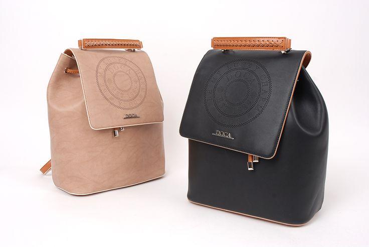 Backpack lovers! www.doca.gr