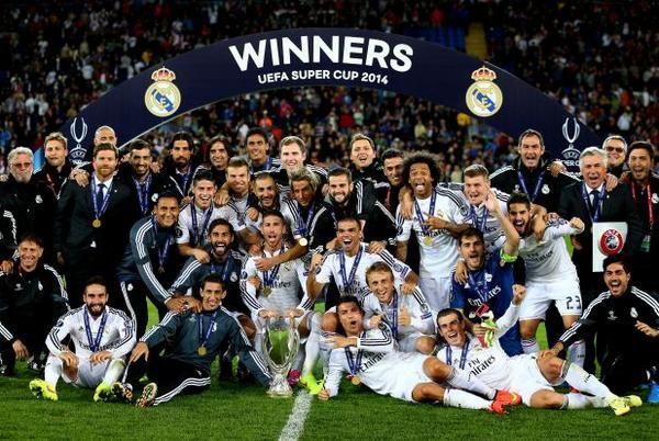 Real Madrid 2014 Team Squad Members List Formation | Footballwood
