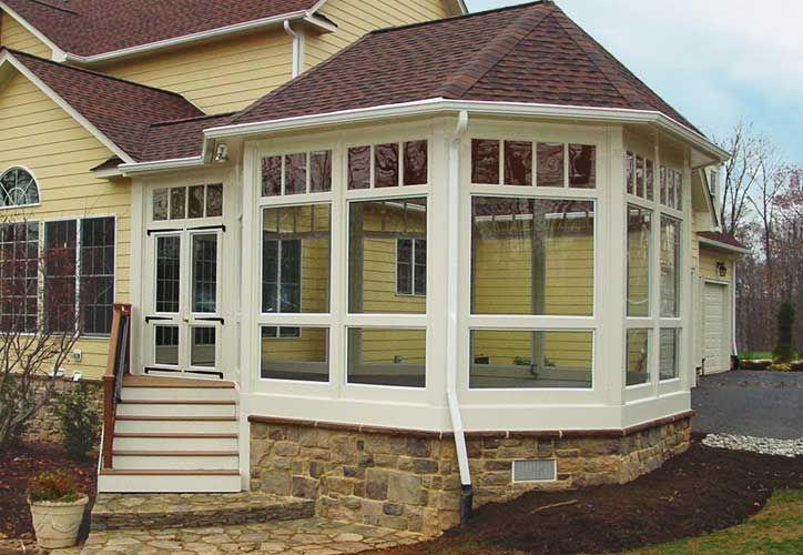Retrofit Porch Enclosures Screen Porch Systems Backyard Gazebo Porch Enclosures